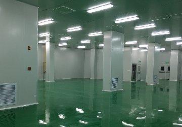 <b>武汉净化工程装修-塑料厂</b>