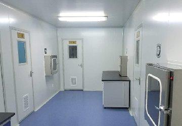 <b>东莞无菌实验室GMP净化车间-弘炜净化</b>