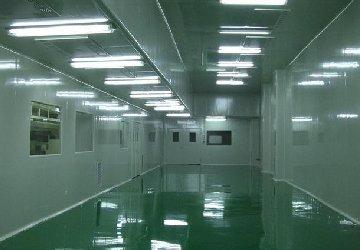 <b>东莞制药厂净化车间设计</b>
