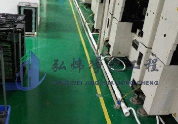 <b>电子无尘车间装修——深圳三十万级净化工程</b>
