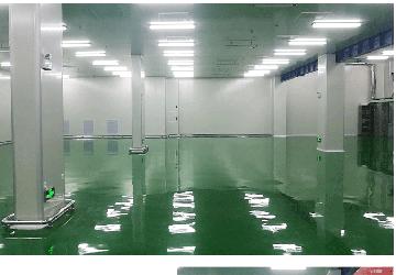广东清远塑料行业无尘车间净化工程