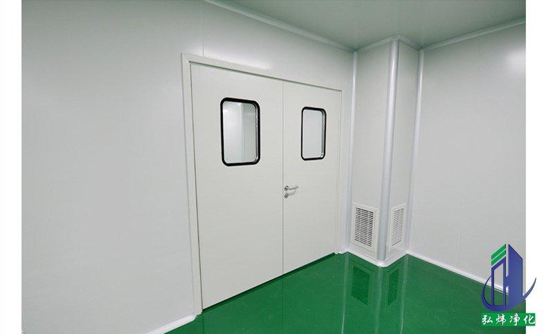 <b>东莞食品净化工程装修/十万级净化车间</b>