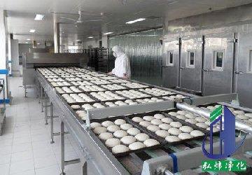 <b>食品厂净化车间工程装修事项</b>