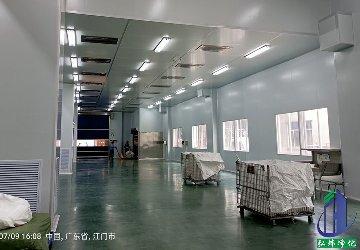 <b>十万级食品净化工程-食品包装车间</b>
