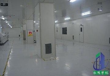 <b>东莞半导体十万级净化车间工程完工</b>