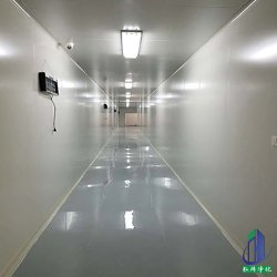 广州某医院手术室万级净化工程正式完工